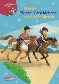 Starke Pferde-Geschichten zum Lesenlernen / Lesemaus zum Lesenlernen Sammelbd.37