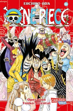Operation Yonko-Attentat / One Piece Bd.86 - Oda, Eiichiro