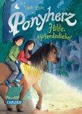 Hilfe, Pferdediebe! / Ponyherz Bd.11