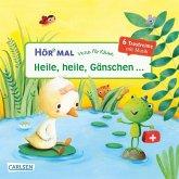 Verse für Kleine: Heile, heile, Gänschen ... / Hör mal Bd.31