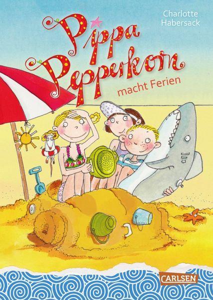 Buch-Reihe Pippa Pepperkorn von Charlotte Habersack