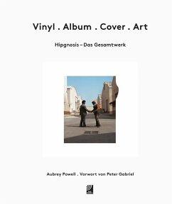 Vinyl - Album - Cover - Art - Powell, Aubrey