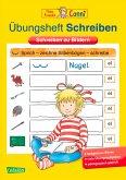Übungsheft Schreiben / Conni Gelbe Reihe Bd.37