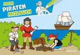 Mein Piraten Malbuch (Mängelexemplar)