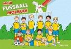 Mein Fußball Malbuch (Mängelexemplar)