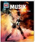 Musik. Wunderwelt der Töne / Was ist was Bd.116 (Mängelexemplar)