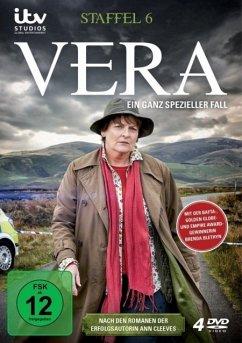 Vera - Ein ganz spezieller Fall - Staffel 6 DVD-Box - Vera