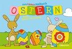 Kleines Malbuch Ostern. Hase, Blume, Osterspaß (Mängelexemplar)