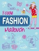 Das coole Fashion-Malbuch. Ab 6 Jahren (Mängelexemplar)