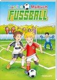 Buntes Malbuch Fußball. Ab 5 Jahren (Mängelexemplar)