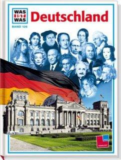 Deutschland / Was ist was Bd.126 (Mängelexemplar)