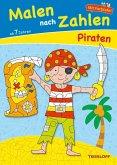 Malen nach Zahlen Piraten (Mängelexemplar)