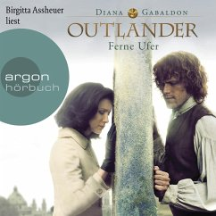 Outlander - Ferne Ufer / Highland Saga Bd.3 (MP3-Download) - Gabaldon, Diana