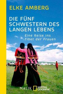 Die fünf Schwestern des langen Lebens (eBook, ePUB) - Amberg, Elke