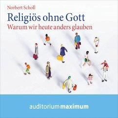 Religiös ohne Gott (Ungekürzt) (MP3-Download)