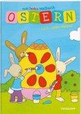 Mein buntes Malbuch Ostern. 1, 2, 3 - Oster-Malerei (Mängelexemplar)