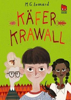 Käferkrawall / Käferabenteuer Bd.3 (eBook, ePUB) - Leonard, M. G.