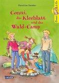 Conni, das Kleeblatt und das Wald-Camp / Conni & Co Bd.14 (eBook, ePUB)