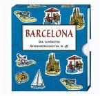 City Skyline Barcelona (Mängelexemplar)