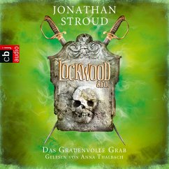 Das Grauenvolle Grab / Lockwood & Co. Bd.5 (MP3-Download) - Stroud, Jonathan