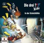 In der Schatzhöhle / Die drei Fragezeichen-Kids Bd.64 (1 Audio-CD)