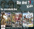Die drei ??? Kids 3er Box, 3 Audio-CDs