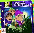 Geheimnis im Düstermoor / Die drei Ausrufezeichen Bd.56 (1 Audio-CD)