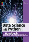 Data Science mit Python (eBook, PDF)