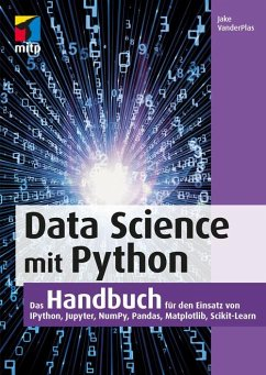 Data Science mit Python (eBook, PDF) - VanderPlas, Jake