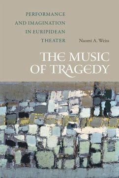 The Music of Tragedy (eBook, ePUB) - Weiss, Naomi A.
