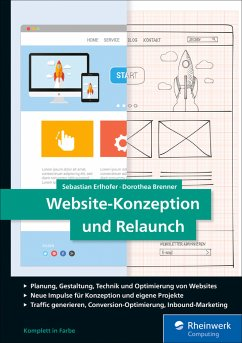 Website-Konzeption und Relaunch (eBook, ePUB)