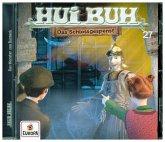 Das Monster von Burgeck, 1 Audio-CD / Hui Buh, das Schlossgespenst, neue Welt, Audio-CDs Tl.27