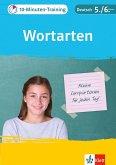 10-Minuten-Training Deutsch Wortarten 5./6. Klasse. Kleine Lernportionen für jeden Tag