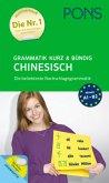 PONS Grammatik kurz & bündig Chinesisch