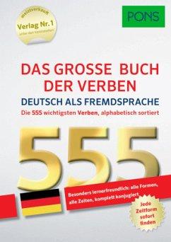PONS Das große Buch der Verben Deutsch als Frem...