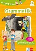 Die Deutsch-Helden Grammatik 4. Klasse. Deutsch in der Grundschule
