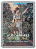 Mein wunderbares Gartenjahr. 20 Postkarten