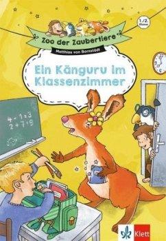 Zoo der Zaubertiere: Ein Känguru im Klassenzimm...