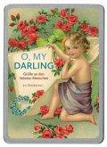 O, my Darling. 20 Postkarten