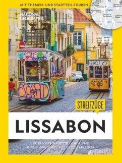Streifzüge Lissabon - Mäkler, Eva