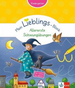 Klett Mein Lieblings-Block Allererste Schwungübungen
