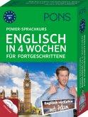 PONS Power-Sprachkurs Englisch für Fortgeschrittene