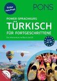 PONS Power-Sprachkurs Türkisch für Fortgeschrittene