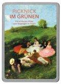 Picknick im Grünen. 20 Postkarten