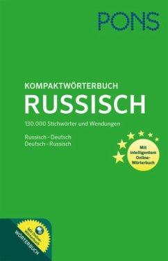 PONS Kompaktwörterbuch Russisch