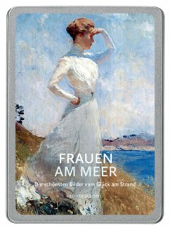 Frauen am Meer. 20 Postkarten