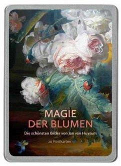 Magie der Blumen. 20 Postkarten