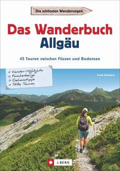 Das Wanderbuch Allgäu