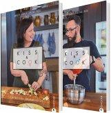 Kiss & Cook 2 Bände