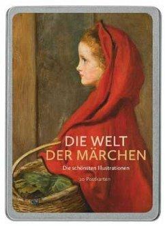 Die Welt der Märchen. 20 Postkarten